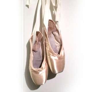 Bloch Suprima Ballet Pointe Shoes