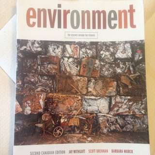 Environment- The Science Behind The Stories