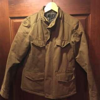 韓國購入軍裝外套1號 S號