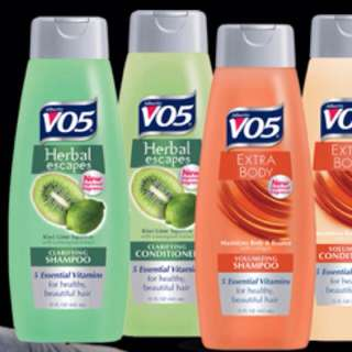 PRICE CHANGE From 150.00 To 110.00 ☺️ Vo5 Shampoo And Conditioner