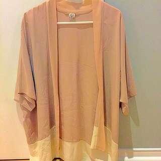 Wilfrid Silk Kimono