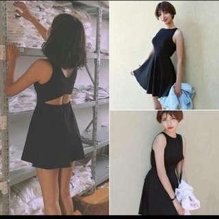 黑色短洋裝(保留中)