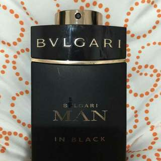 BVLGARY man in black