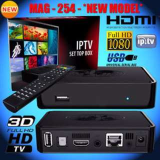Mag 254 - The best iptv box in the market-Weekend Special!!!