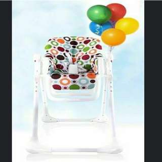 BABY CHAIR (4 IN 1)