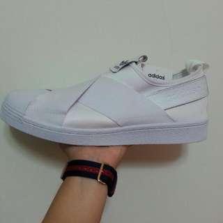 Adidas Superstar 繃帶鞋