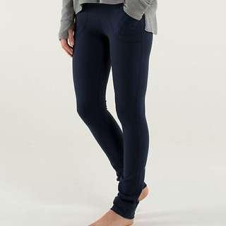 Lululemon Skinny Will Pant (size 6)