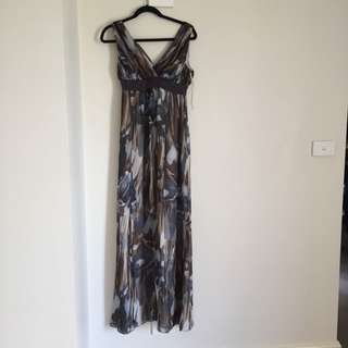 Beautiful maxi Dress, Great For Special Occasion