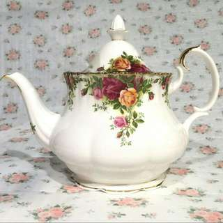 English Bone China Antique Furniture
