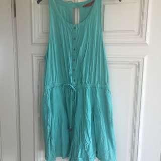 Tigerlily Blue Jumpsuit / Play suit