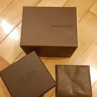 LV 錶盒