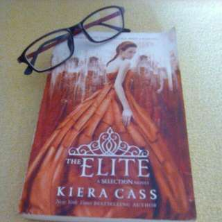 RESERVED! The Elite By Kiera Cass