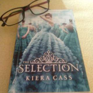 RESERVED! The Selection By Kiera Cass