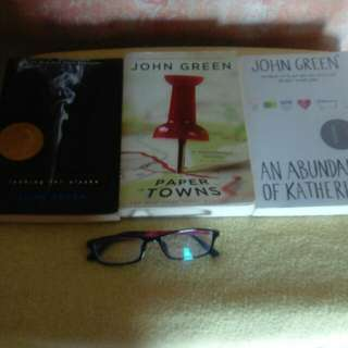 John Green's Novels