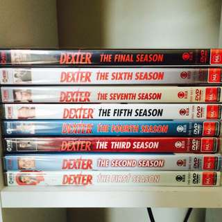 Dexter Entire Series