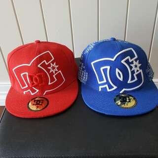 DC Shoe Co Flat Caps