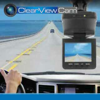 """* PRICE DROP : New Clear View DASHCAM Car Camera With 32GB SD Card - """"As Seen On TV"""""""