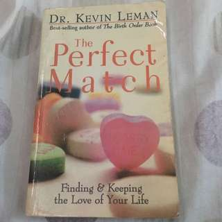 The Perfect Match by Dr. Kevin Leman