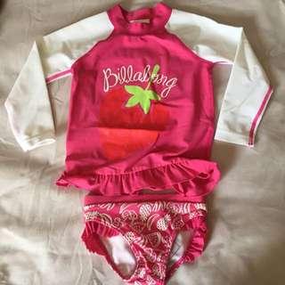 Brand New Billabong Swimsuit