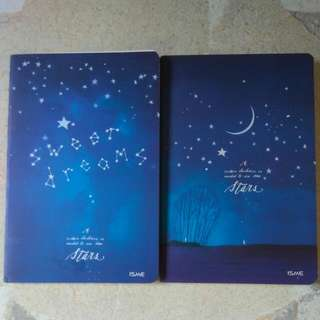Goodnight Sweet Dream A5 Notebook