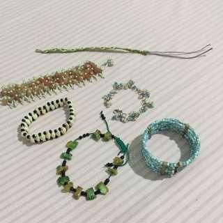 Hippie Bracelet | Gelang Lucu Set
