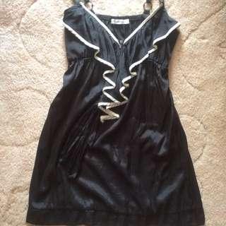 Slip Look Dress