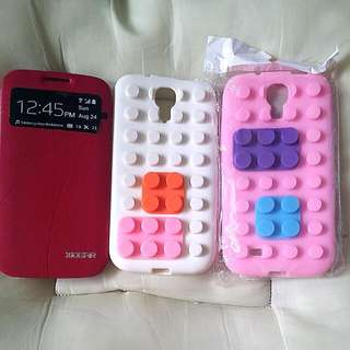 Samsung S4 & iPhone 4 cases! (CHEAP)