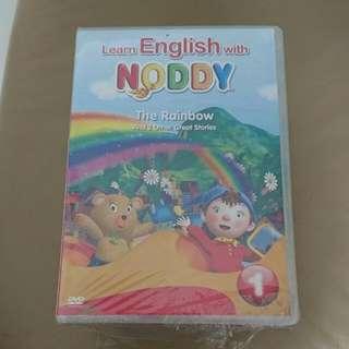 Brand New Set Of 7 Noddy DVD