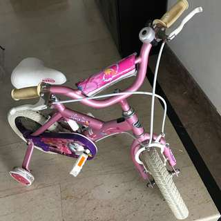 Kids Bicycle For Girls - Sparkles From Kent