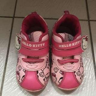 2手HELLO KITTY鞋