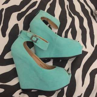 Mojito Heels