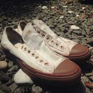 Converse Slip On Khaki Size 10