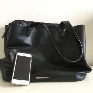 Black Tony Bianco Bag