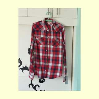 Red Flannel Flannel