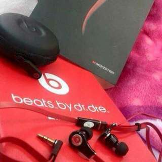 Beats by dr.Dre 100% Php 1,250