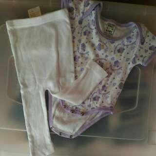Baby Onesie And Pajama
