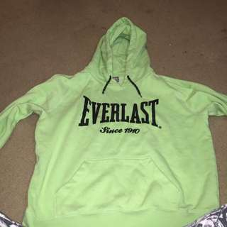 Everlast Jumper (size14)