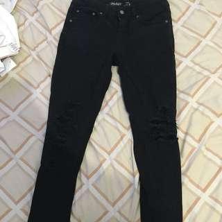 Jay Jays Ripped Skinny Jeans Size 9