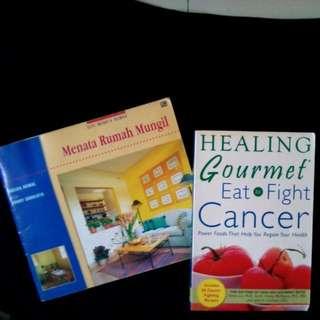 Book: Healing & Home Decor