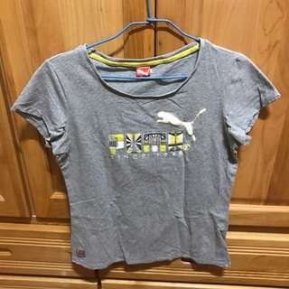 🚚 Puma Logo T-shirt