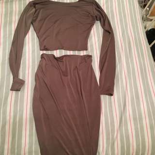 SCK SET GORGEOUS WORN ONCE