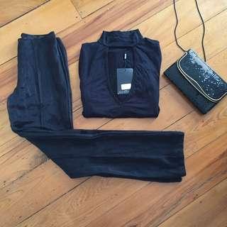 Zambesi Designer Sheer Pants