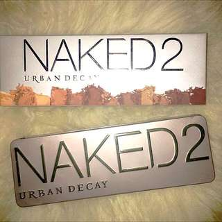 URBAN DECAY NAKED 2 REPLICA