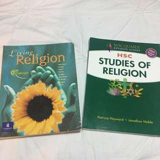 Living Religion 2nd Edition + Excel HSC Studies Of Religion