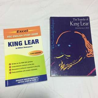 HSC English - The Tragedy Of King Lear (Shakespeare) + Study Guide
