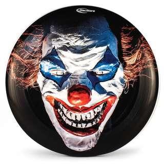 Discstore Clown Supercolor Ultimate Frisbee Disc (Discraft Ultrastar)