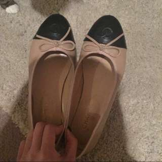 Reduced!Authentic Chanel ballet