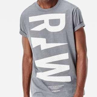 G Star Ruizion T Shirt ( Gray )