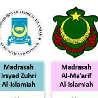 Madrasah p1 2018 Group Chat
