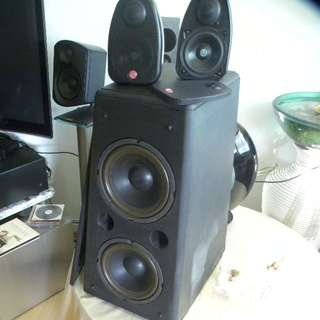 Clif design 3 pcs powerful sound from USA